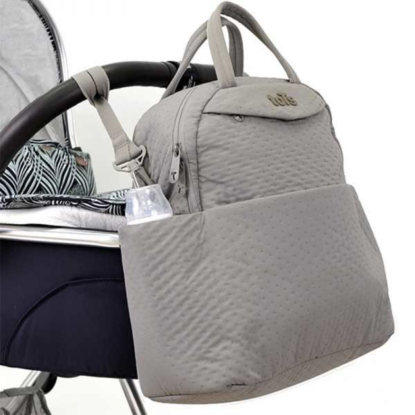 5fdf6bfd146 SmarTrike Tots Infinity Beige Quilt Bag
